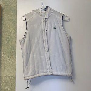 women's Lacoste vest